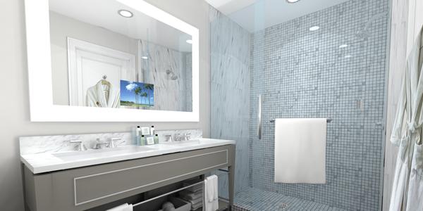 Suite Bath-port